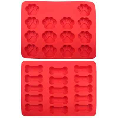 GYBest GGT01 Food Grade Large Ice Cube Trays