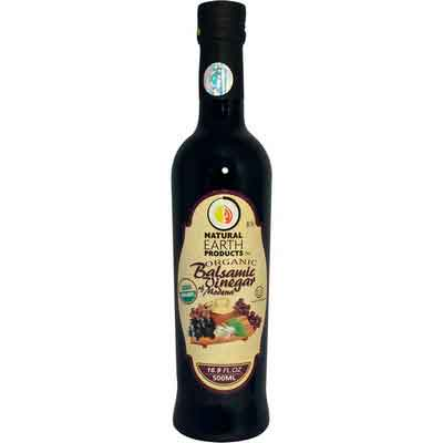 Natural Earth Organic Balsamic Vinegar of Modena