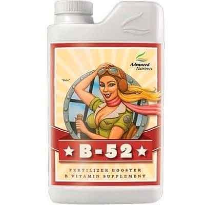 Advanced Nutrients B-52 Fertilizer Bloom Vitamins Enhancer Booster