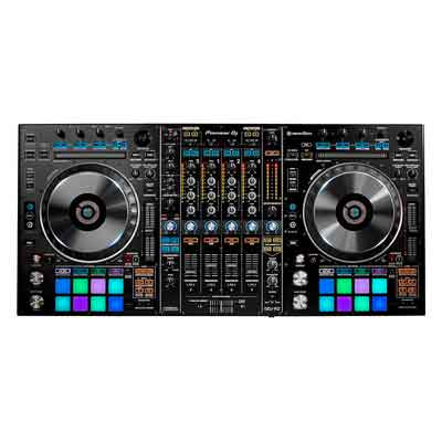 Pioneer DJ DDJ-RZ Flagship Professional 4-channel Controller for rekordbox dj