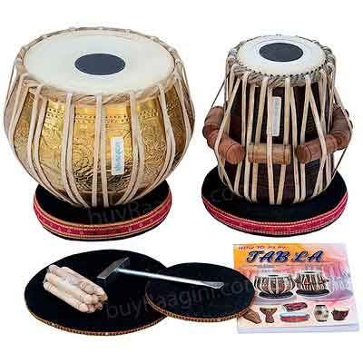 Maharaja Musicals Tabla Set