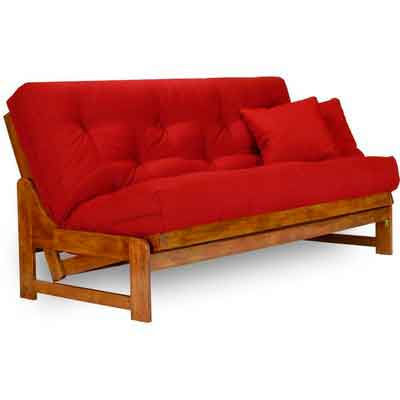 Arden Futon Set - Queen Size