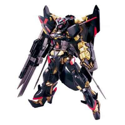 Bandai Hobby #59 HG Gundam Gold Frame Astray Amatu Mina Model Kit