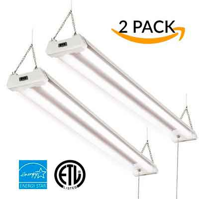 Sunco Lighting 2 PACK - ENERGY STAR