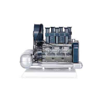 Porsche 911 Flat-Six Boxer Engine Model Kit