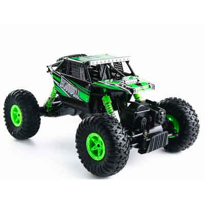Jasonwell RC Car Off-Road Rock Vehicle Remote Control Rock Crawler 2.4Ghz 1:18 Monster Truck 4WD Electric Racing Car Kids Gift Toys RTR - Rechargeable Buggy Hobby Car