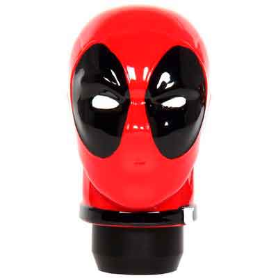 Pilot Automotive MVL-0401 Deadpool Shift Knob