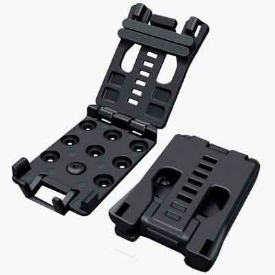 Tactical Tek-Lok Universal Utility EDC Belt Clip Large with Hardware