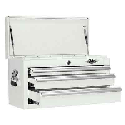 Viper Tool Storage V2603WHC 26-Inch 3-Drawer 18G Steel Top Chest