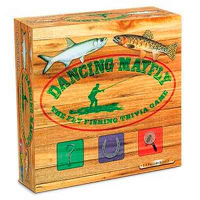 Dancing Mayfly - The Fly Fishing Trivia Game