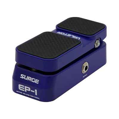 Valeton EP-1 Active Volume Pedal Combines Wah Mods Guitar Effects Pedal 2 Performance