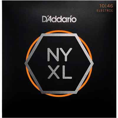 D'Addario NYXL1046 Nickel Plated Electric Guitar Strings