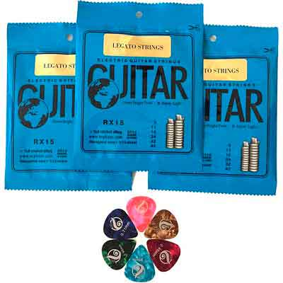 Guitar Strings Electric