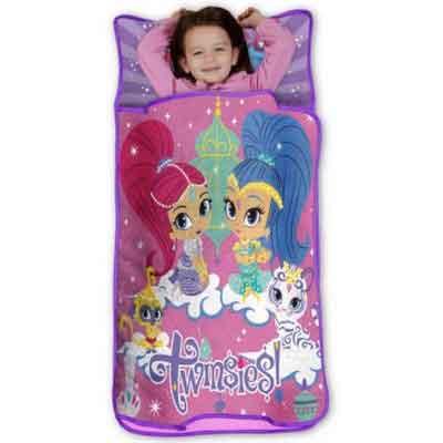 Nickelodeon Shimmer and Shine Toddler Girls Nap Mat