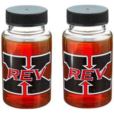 REV-X Engine Oil Treatment Kit Two 4oz Bottles