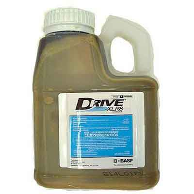 Drive XLR8 Herbicide 1/2 Gallon 64 OZ. KILLS CRABGRASS