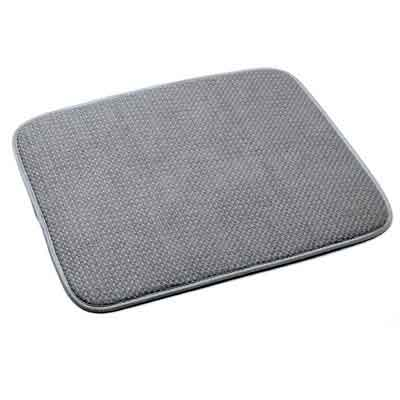 Norpro 18 by 16-Inch Microfiber Dish Drying Mat