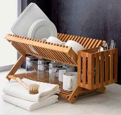 Best dish drying rack [Aug  2019] – Consumer Reports & Review
