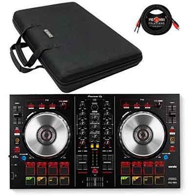 Pioneer DDJ-SB2 DJ Controller & Magma MGA47989 Control-Case XL w/ Pig Hog