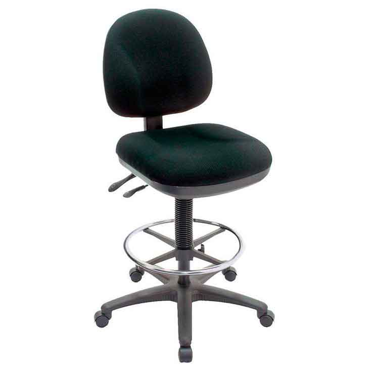 Though These Chairs Are Standing Chair, They Are Built With Seating Setup.  The Standing Desk Chairs With Seating Offers Comfort To The Users.