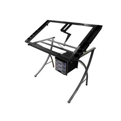 Artieu0027s Studio Office Drafting Table Art Drawing Adjustable Craft Station