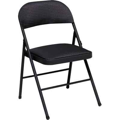 Cosco Fabric 4-Pack Folding Chair