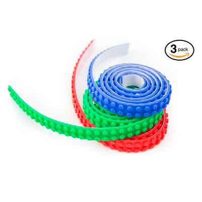 QKIND Lego Tape for Kids