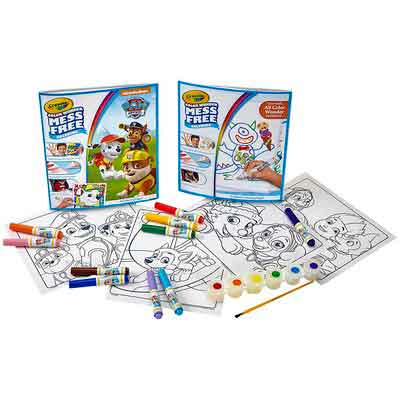 Color Wonder Paw Patrol Coloring Kit