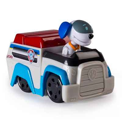 Paw Patrol Robo Dog/Patroller Racer Vehicle