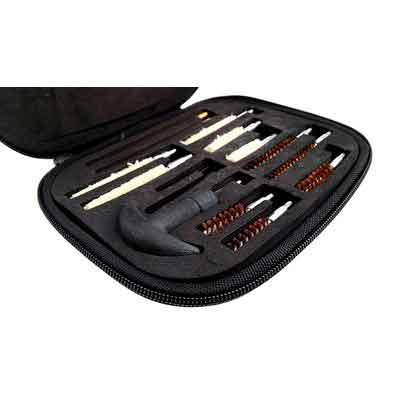 Wydan Pistol Gun Cleaning Kit and Case - 16 Piece