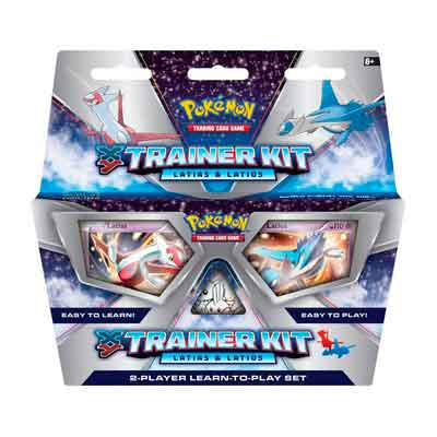 TCG:XY Latias and Latios Trainer Card Game
