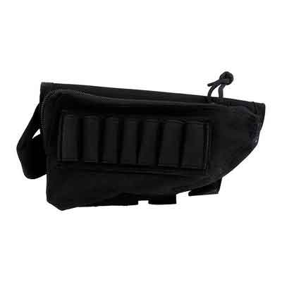 Ammo Pouch Buttstock Pouch Buttstock Shell Holder and Pouch Cheek Pad Shell Pouch for Rifles