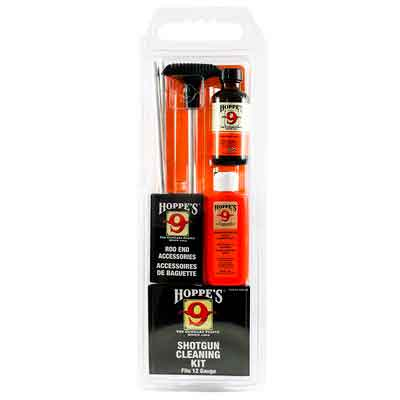 Hoppe's No. 9 Cleaning Kit with Aluminum Rod