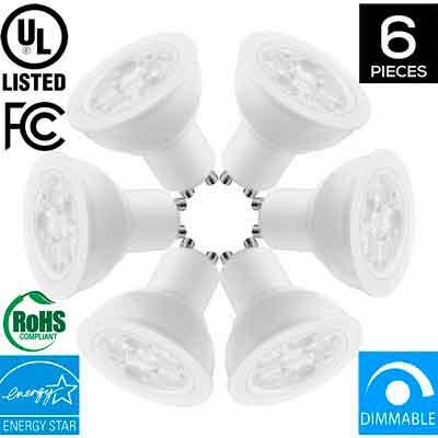 Fluxtronics GU10 LED Light Bulb