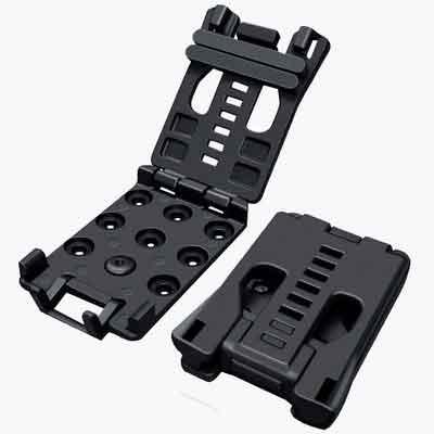 Tactical Tek-Lok Universal Utility EDC Belt Clip Large with Hardware