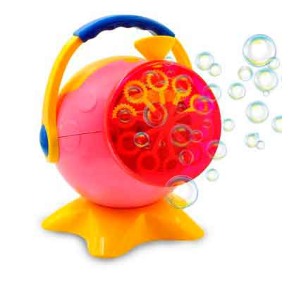 Bubble Machine for Kids