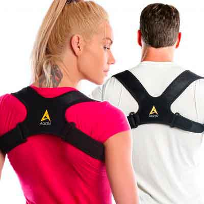 Agon Posture Corrector Clavicle Support Strap